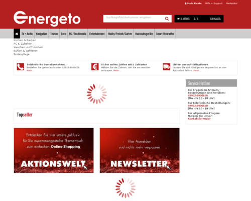 energeto.de screenshot