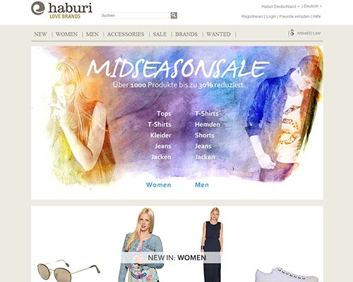 haburi.com screenshot