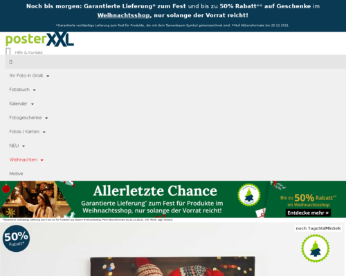 posterxxl.de screenshot