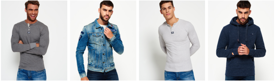 Eure Order bei Superdry